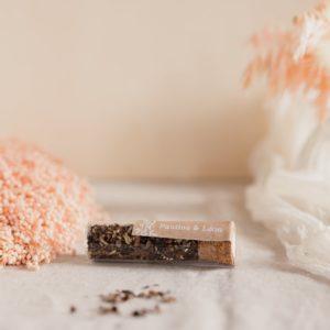 tube graines à semer stickers champetre cadeaux personnalisé mariage
