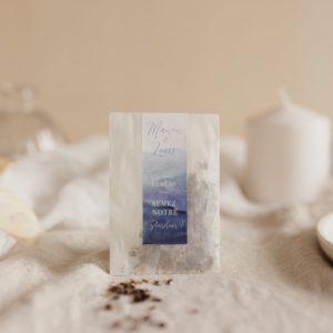 sachet de graines à semer deepblue cadeau personnalisé mariage