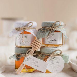 pot miel collection garrigues cadeau personnalisé mariage